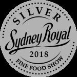 Sliver Sydney Royal 2018