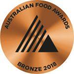 Australian Food Bronze 2018