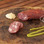 Premium Beef Salami w Horseradish & Wasabi