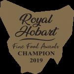 Royal Hobart Champion Award