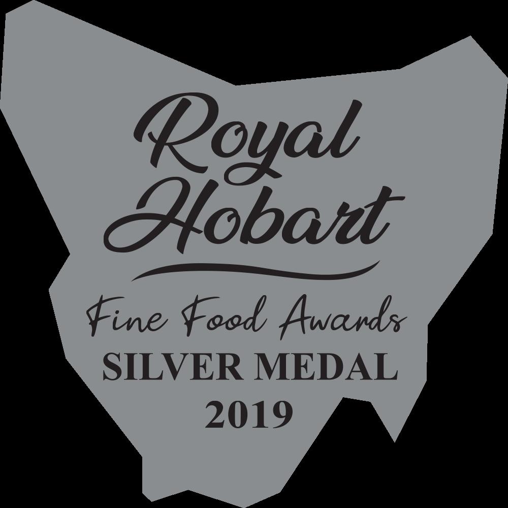 Royal Hobart Sliver Medal