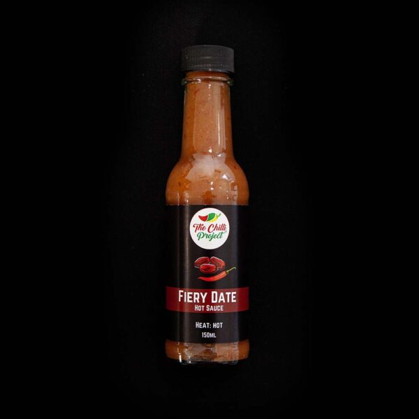 Fiery Date Hot Sauce