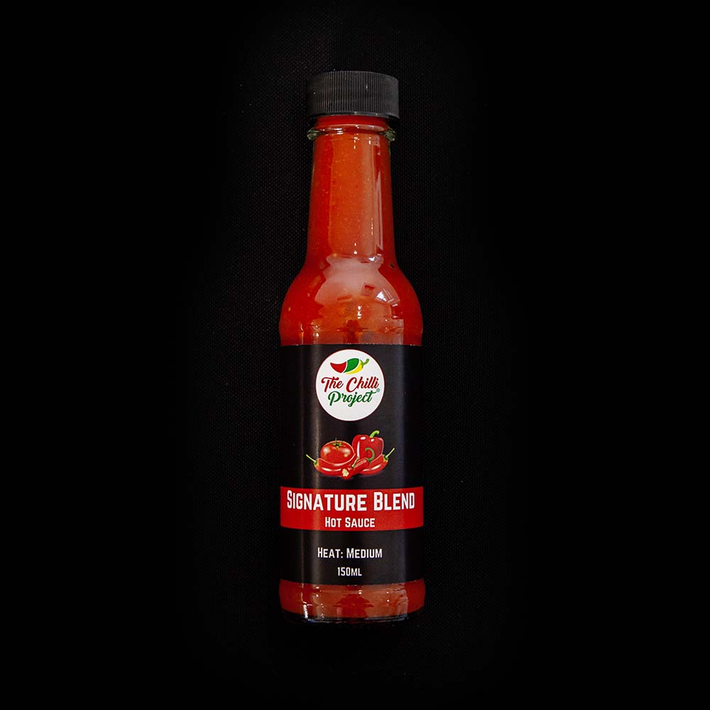 Signature Blend Hot sauce