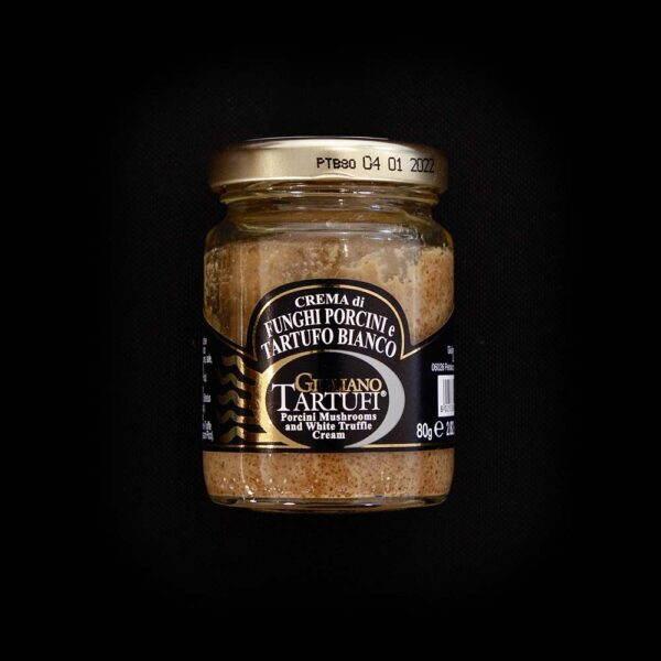 Mushroom And White Truffle oil